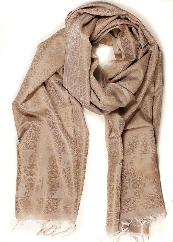 Orient Beige Sjal