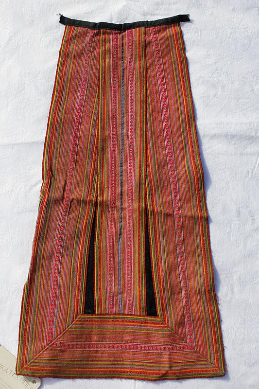 Vintage Hmong Förkläde