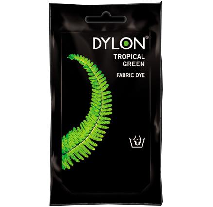 Textilfärg Grön