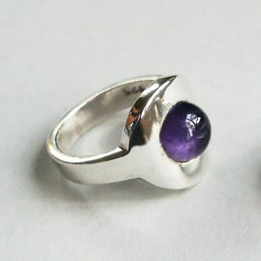 Circle Ring Violett