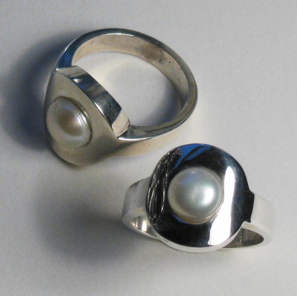 Circle Ring Vit
