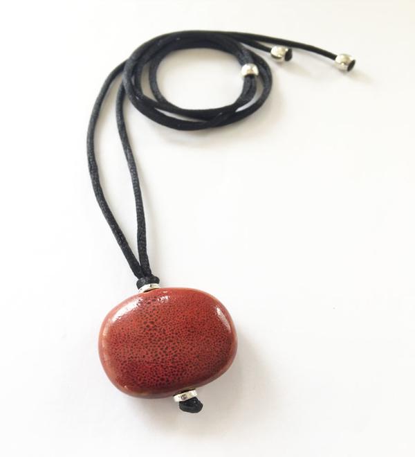 Smart Soli Röd Halsband