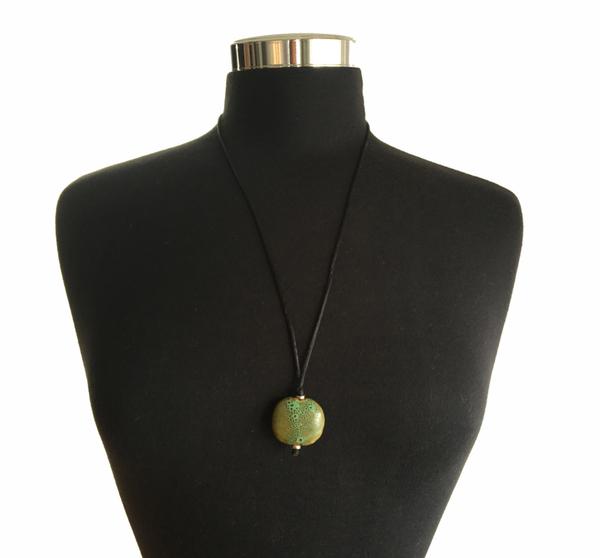 Smart Soli Grönt Halsband