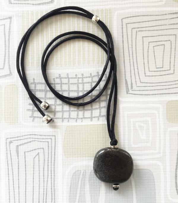 Smart Soli Grått Halsband
