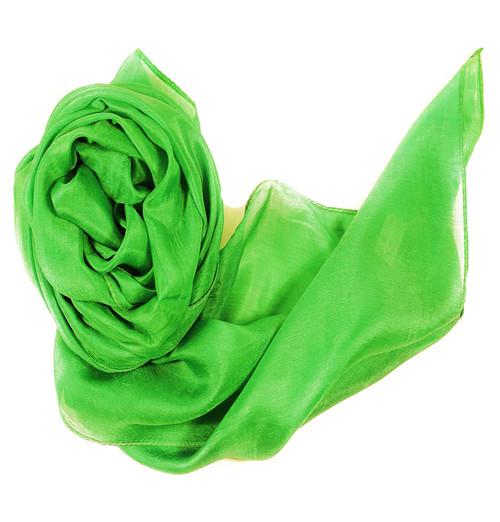 Vårgrön Sidensjal Ingela