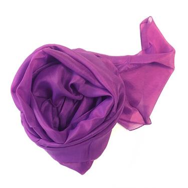 Violett Sidenscarf Isa