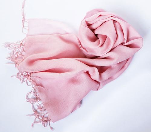 rosa ullsjal schalar halsdukar   scarves sjalar på nätet b9c91469ee550