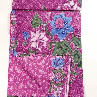 Indonesisk  Violett Batik Sarong