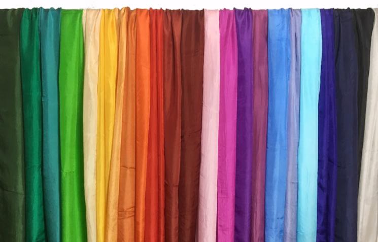 Hela regnbågens färger!